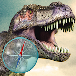 Dinosaur Style Compass file APK Free for PC, smart TV Download