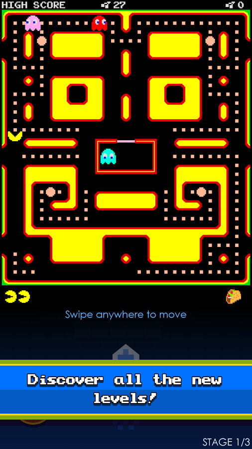 PAC-MAN Screenshot 2