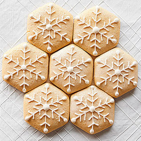 Almond Sour-Cream Sugar Cookies