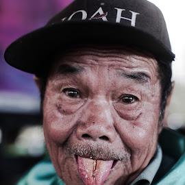 Gaman by Randy Chia - People Portraits of Men