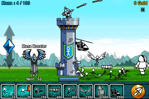 Cartoon Wars screenshot 2
