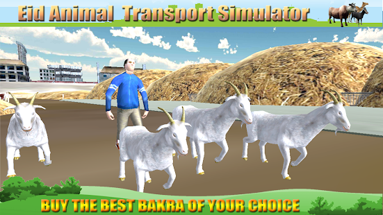 Eid Animal Transport Truck - screenshot