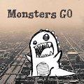 Monsters GO APK for Bluestacks