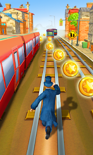 Subway Rush for Lollipop - Android 5.0