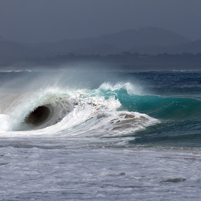 Black Hole by Lorne Greenlaw - Landscapes Waterscapes