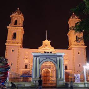 Cordoba's Cathedral  by Cristobal Garciaferro Rubio - Buildings & Architecture Public & Historical ( cordoba, catedral )
