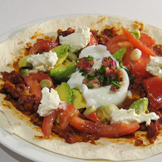 Homemade Tortillas Vegetarian Recipes