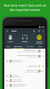 Soccer Scores - FotMob APK for iPhone