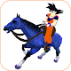 Diligent SuperHeroes Horse Riding