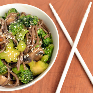 Simple Broccoli Stir Fry