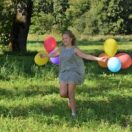 by Albina Jasinskaite - Babies & Children Children Candids
