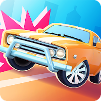 Crash Club: Drive & Smash City For PC (Windows And Mac)