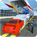 Car Transporter Airplane Cargo 1.0.1 icon