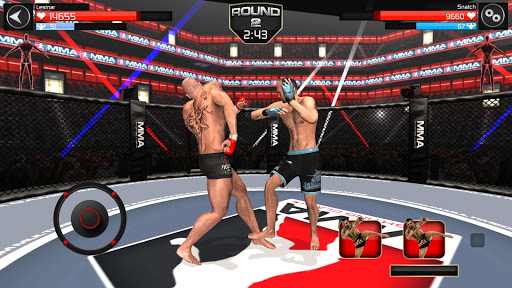 MMA Fighting Clash screenshot 11