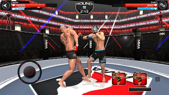 MMA Fighting Clash APK for Bluestacks