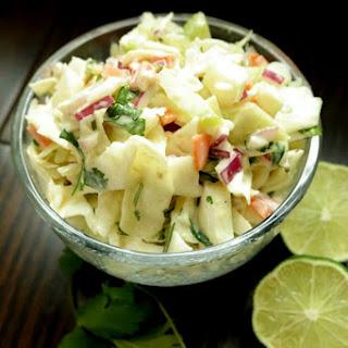 Apple Cilantro Coleslaw Recipes