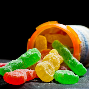Candy is the Cure by Ben Porway - Food & Drink Ingredients ( candy, cure, treat )