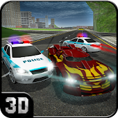 Game Robbers Police Chase Car Rush apk for kindle fire