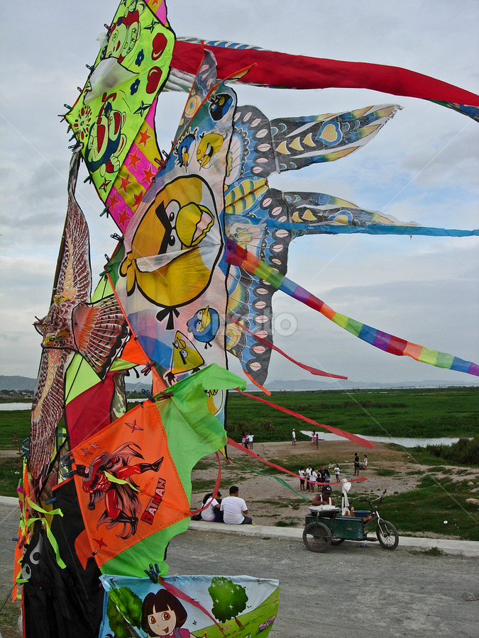 KITE FOR SALE by Rogz Necesito Jr. - Artistic Objects Other Objects