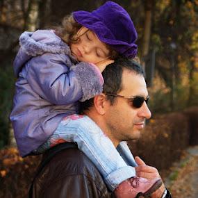 ... are you sleeping? by Ioan-Dan Petringel - Babies & Children Children Candids