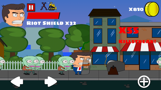 Zombie Mash - screenshot