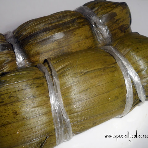 Khao Tom Mad – Thai Sticky Rice Dessert with