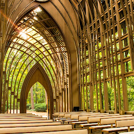 THE LIGHT by Dana Johnson - Buildings & Architecture Places of Worship ( buildings, church, chapel, worship, architecture )