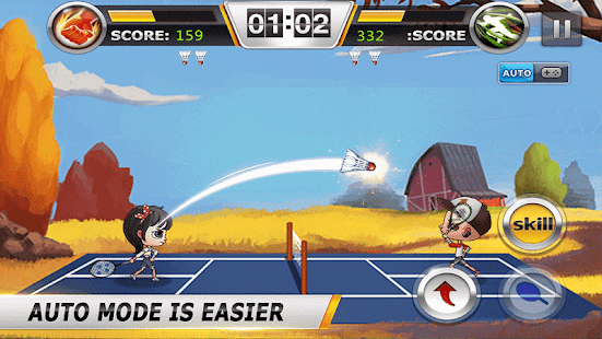 Badminton 3D APK for Bluestacks