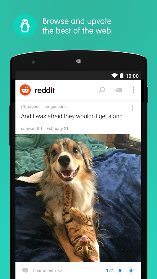 Reddit: The Official App Screenshot 0