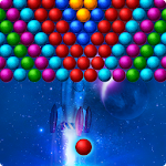 Rocket Pop Bubble Shooter Icon