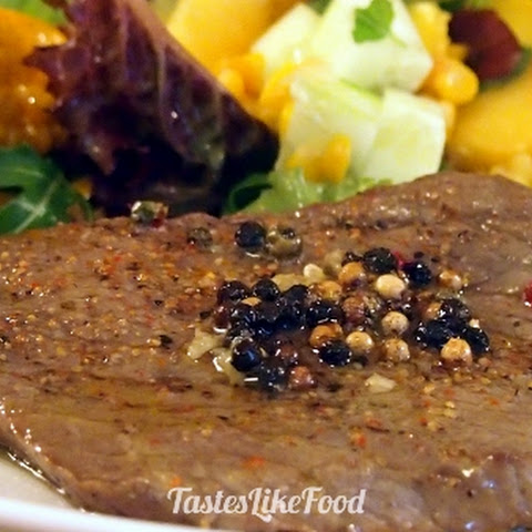 Pepper Minute Steak