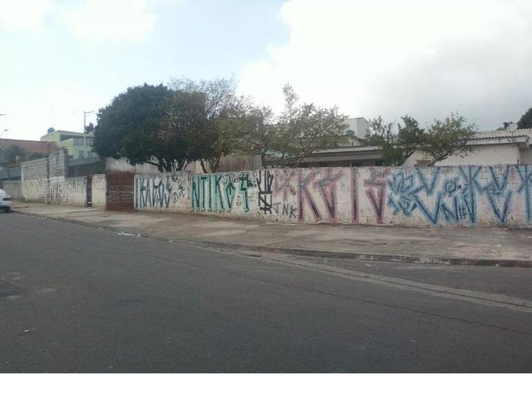 Terreno à Venda - Vila Nova Bonsucesso