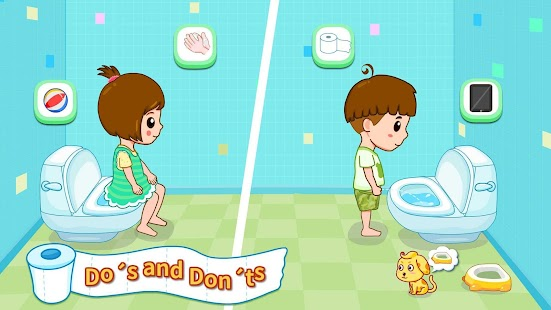 Free Download Toilet Training - Baby's Potty APK for Samsung