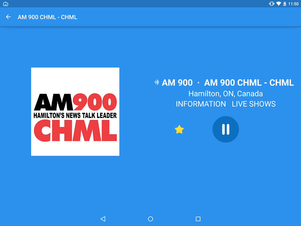 Simple Radio - Free Live FM AM Screenshot 11