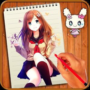 Learn to Draw Anime Manga For PC / Windows 7/8/10 / Mac – Free Download