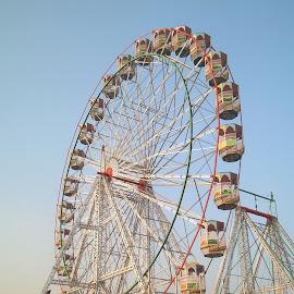 by Sakshi Chabbra - City,  Street & Park  Amusement Parks