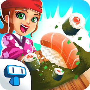 My Sushi Shop - Food Game