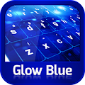 Keyboard Glow Blue for Lollipop - Android 5.0