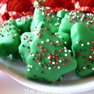 Holiday Peppermint Patties