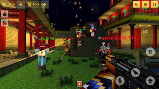 Block Force - Cops N Robbers screenshot 15
