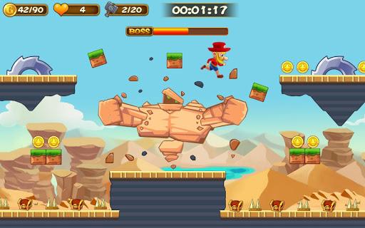 Super Adventure of Jabber screenshot 12