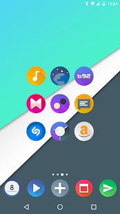 Aurora UI - Icon Pack- screenshot thumbnail