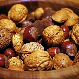 Gone Nutty by Ingrid Anderson-Riley - Food & Drink Fruits & Vegetables