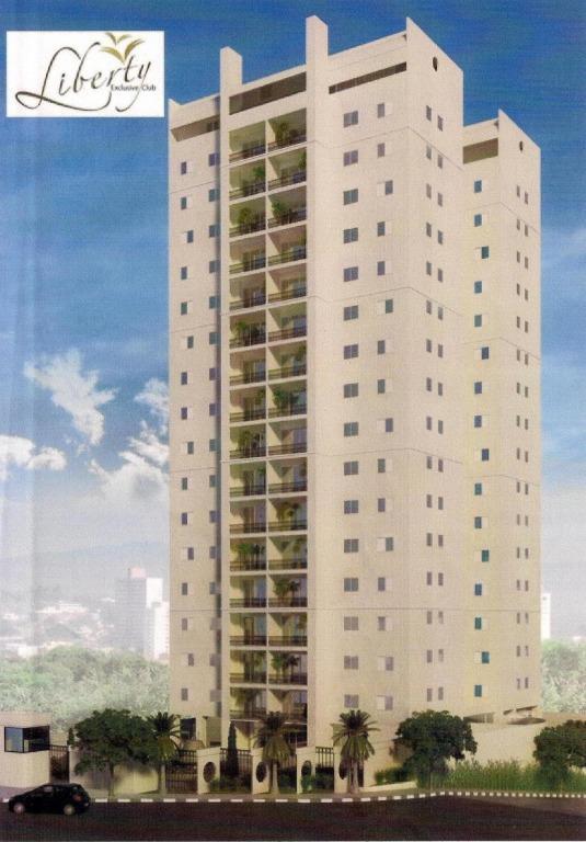 Apartamento com 4 dormitórios à venda, Liberty Exclusive Club Jundiaí - Jardim Messina - Jundiaí/SP