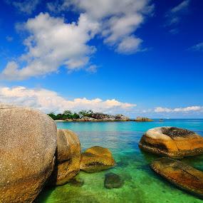 Tanjung Tinggi by Darmal Ali - Landscapes Waterscapes