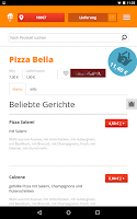 Screenshot of Lieferservice.de