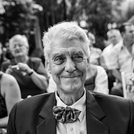 Proud dad by Kathryn Cherry - Wedding Other