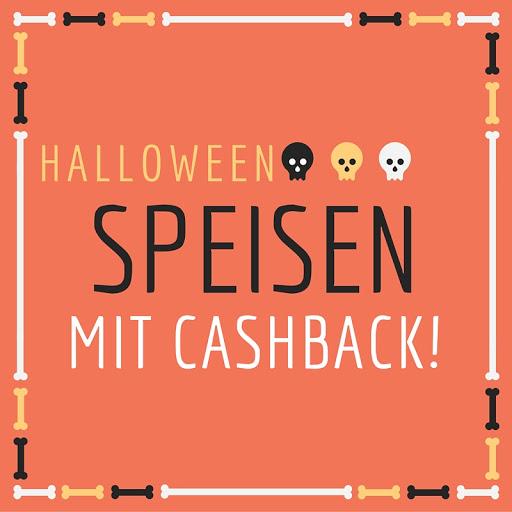 Halloween Speisen mit Cashback