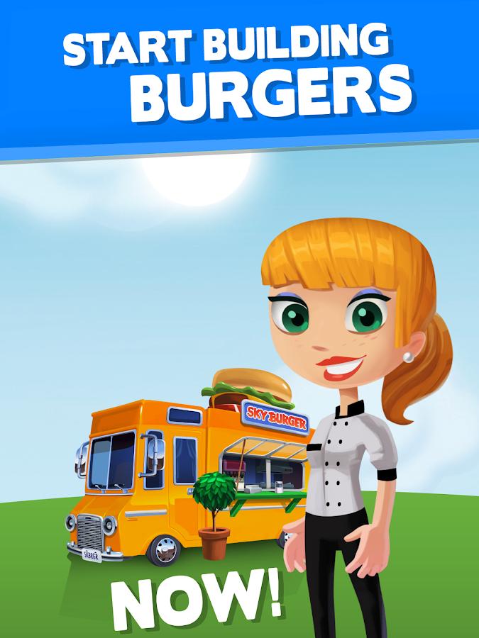 Sky Burger Screenshot 9