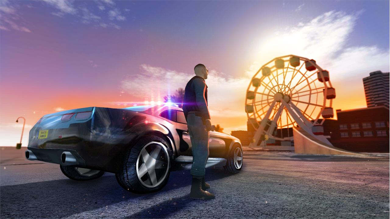 Chicago City Police Story 3D Screenshot 0